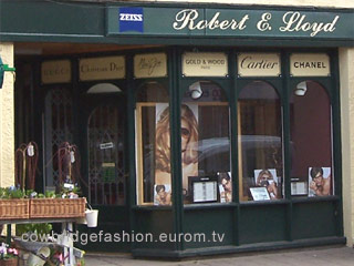 Robert E Lloyd Opticians
