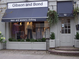 Gibson and Bond