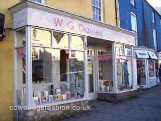 W G Davies