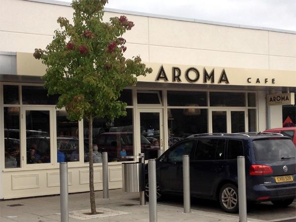 Aroma Cafe Sorrento
