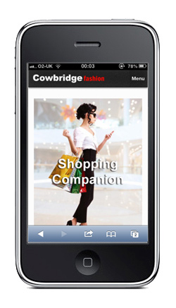 Cowbridge Fashion App