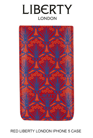 Liberty iphone 5 case