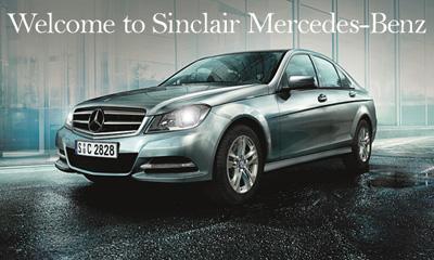 Sinclair Mercedes-Benz in Bridgend and Cardiff