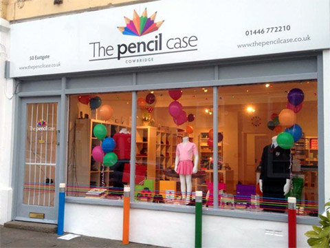 The Pencil Case Cowbridge