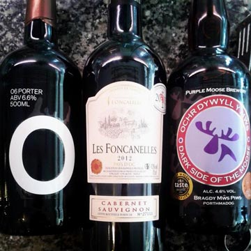 Wines from Cowbridge