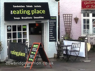 The Eating Place in Cowbridge