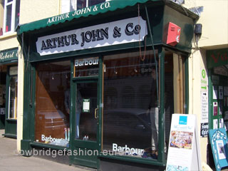 Arthur John