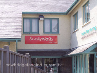 Scallywags - Penny Lane - Willow Walk. Return to main road