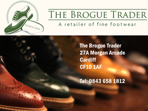 The Brogue Trader