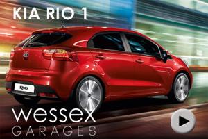 Wessex Garages - Kia Rio 1