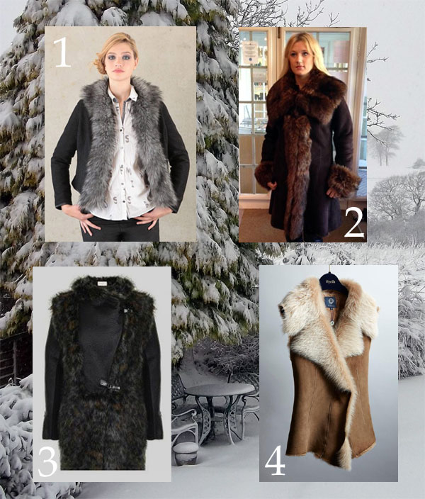 Winter coats in Cowbridge