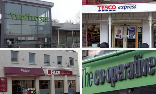 Cowbridge Food Price Watch
